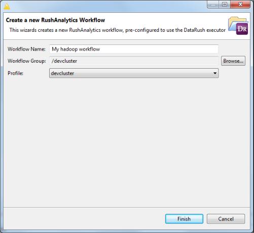 Integrating DataFlow with a Hadoop Cluster